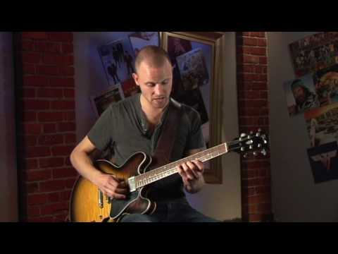 Jazz Guitar Lesson – Beginner Guitar Lesson – Guitar Tricks 35: