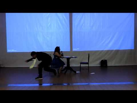 """Struggle - G-Eazy """"Think About You"""" Ft. Quiñ Hip-Hop Dance (Tony Awards Charity Event)"""