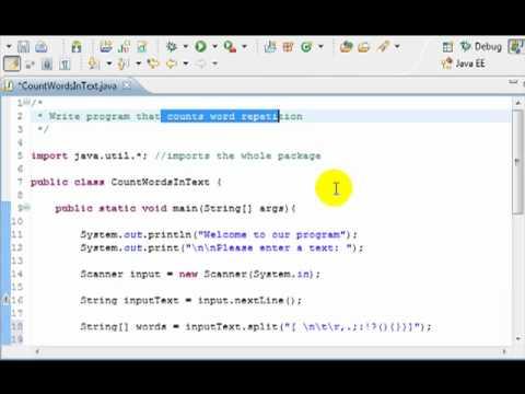 Java Tutorial - Using TreeMap
