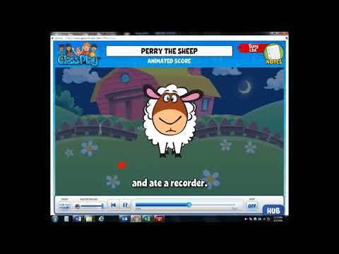 Perry the Sheep