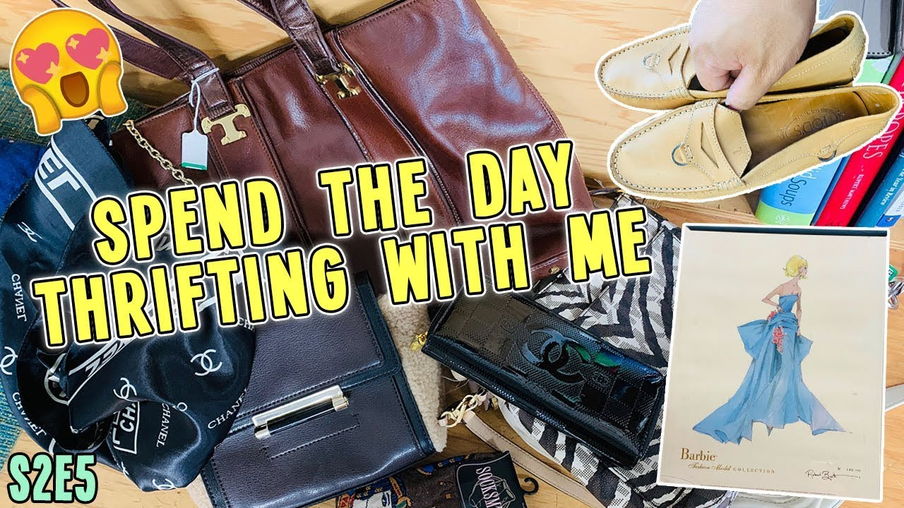 2c126cf6f946 SPEND THE DAY THRIFTING WITH FT. - TORY BURCH, MICHAEL KORS, & MORE ...