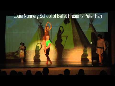 Louis Nunnery School of Ballet Peter Pan