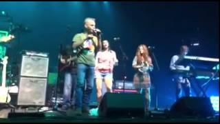 """Raywood"" Maturin Singing ""Louisiana Rain"" Video Credit by MeSha Echols Prejean"