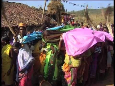 Khond tribe of Orissa - the Toki Parab festival