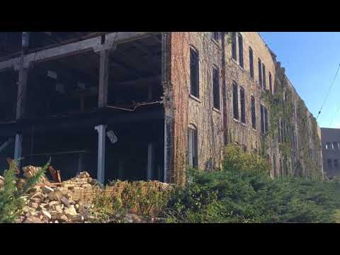 Demolition begins on 127-year-old piano factory in Muskegon