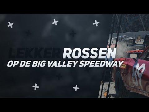 Lekker rossen op de Big Valley Speedway - Wreckfest  (Nederlands)