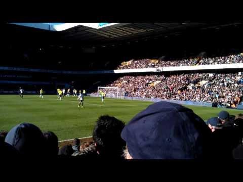 Tim Krul great save: Tottenham 0-1 Newcastle 10/11/13