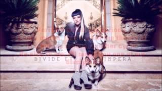 Sheezus - Lily Allen (Lyrics)