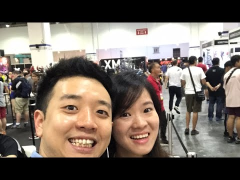 STGCC 2017 Walkaround