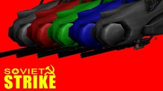 Game Review: Soviet Strike (PS1)