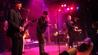 The Slackers Feat. Jesse Wagner  - Reach Out/ I