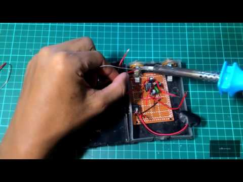 How to make a mini Guitar Amplifier