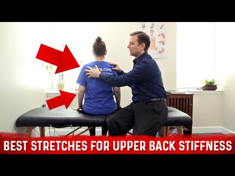 Best Stretches For Upper Back Stiffness