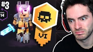 Beating Minecraft Dungeons On The Hardest Difficulty