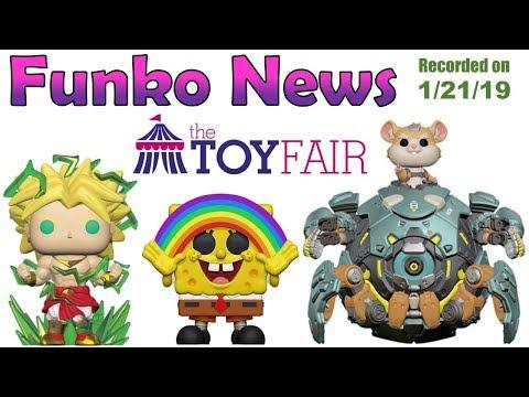 Funko News: The London Toy Fair 2019