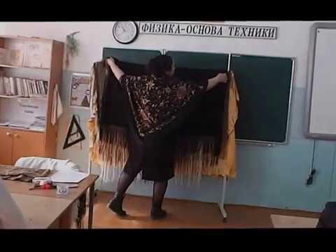 Урок плетения бахромы