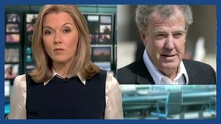 Jeremy Clarkson on the rampage and David Cameron