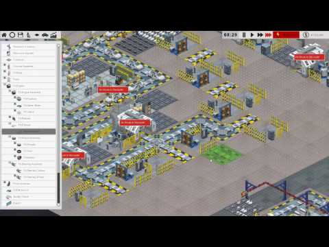 Production Line Ep#6: Machinery Mess