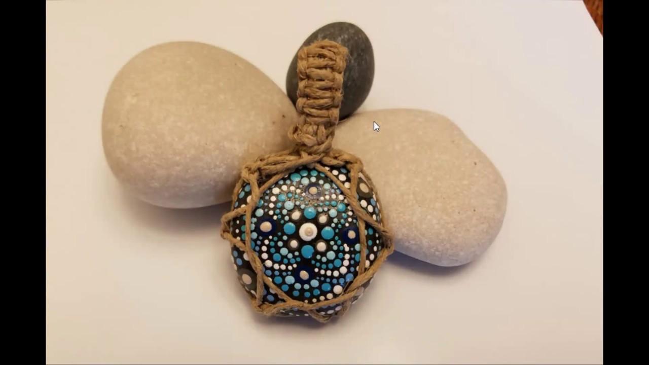 """Mandala Pendant """"May"""""""