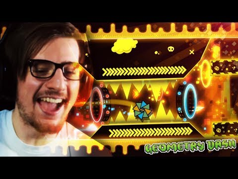 SOME OF THE BEST LEVELS I'VE SEEN!! || Geometry Dash (Part 27)