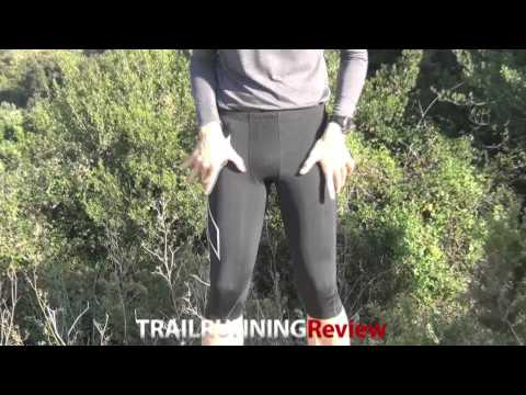 2XU Compression 3/4 Tights Review