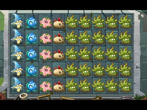 Plants Vs Zombies 2 Steam Age Día 20 y 21 (Versión China) - YouTube