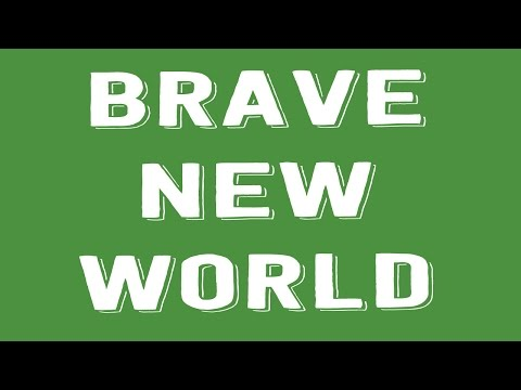 'Brave New World' Philosophy ft. @thelitcritguy!