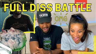 🎵 Tom MacDonald vs Mac Lethal Diss Reaction (Full Diss Track Battle)