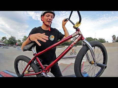 How to Nollie Barspin BMX (Step by Step)