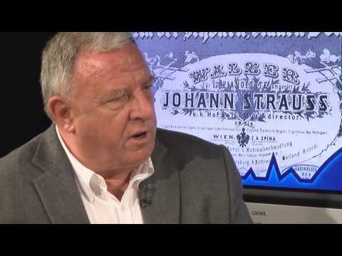 Manfred Drescher - Johann Strauss Tage 2015 Interview im nec tv am 14 09 2015