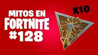 ¿ELIMINANDO 10 ENEMIGOS A LA VEZ CON EL UNIRAYO DE IRONMAN? - Mitos Fortnite - Episodio 128