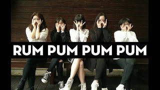 f(x)-Rum Pum Pum Pum[dance cover feat. ACTion]