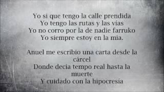 Vivir mi vida - Farruko ft Tempo (Letra)