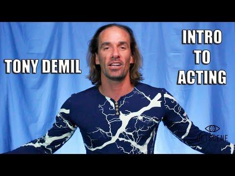 To Acting  Tony DeMil