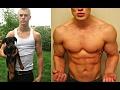 Natural 3 Year Bodybuilding Transformation Motivation 16-19