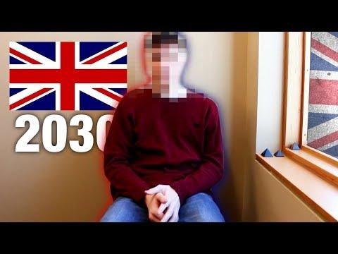 Time Traveler Noah Reveals Future of The UK