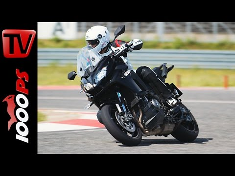 2015 Kawasaki Versys 1000 Test | Reiseenduro Vergleich Foto