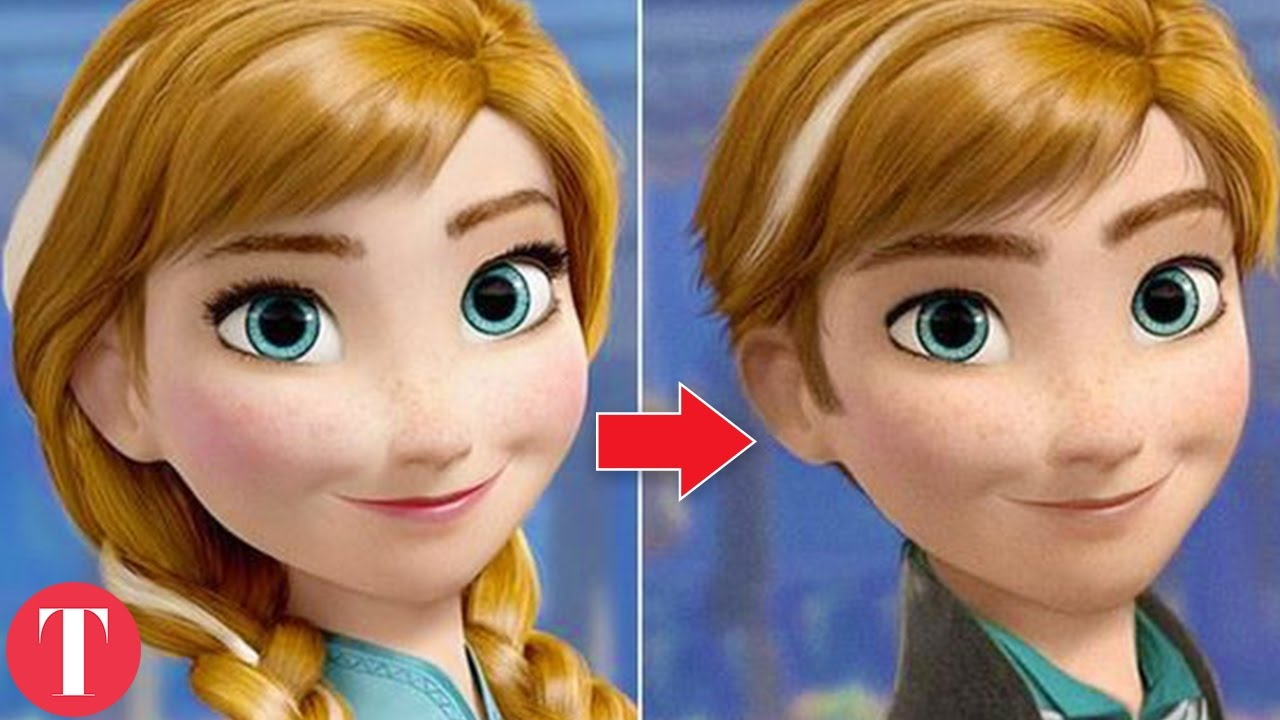 20 Things You Didn't Know About Disney Princesses (1/2 ...
