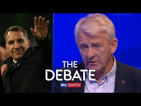 Can Rangers catch Celtic in the Scottish title race? | Gordon Strachan & Danny Mills | The Debate