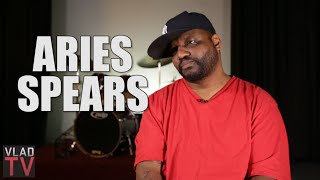 Aries Spears Doesn't Hate Kevin Hart, Speaks on Kevin Using Stand Up Writers