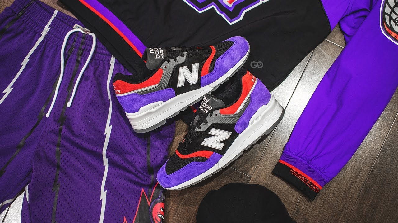new balance raptors sneakers