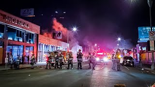 Protests, Unrest and Violence in Los Angeles: Full Video