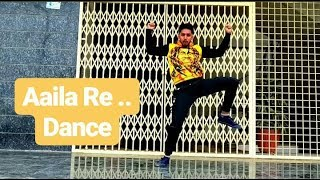 Aaila Re Ladki mast mast Tu || Hip hop mix dance choreography|| by Anuj Thakur..