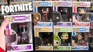 Fortnite Funko Pop Hunting | Finally Finished The Set + Giveaway!