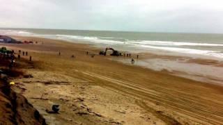La 11 ème Gurp TT (33) le 8 et 9 janvier 2012 enduro des sables