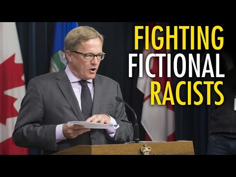 """Alberta government hunts for """"racists"""" in wrong places"""
