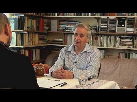 Ilan Pappé / Mojmír Kallus - Israel - Debating club