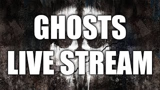 Call Of Duty Ghosts Livestream // Ghosts Giveaway!? (Call Of Duty)