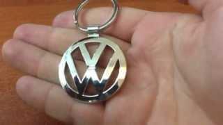 Брелок Volkswagen Logo Metall Keyring (000087908)(, 2013-05-16T17:04:30.000Z)