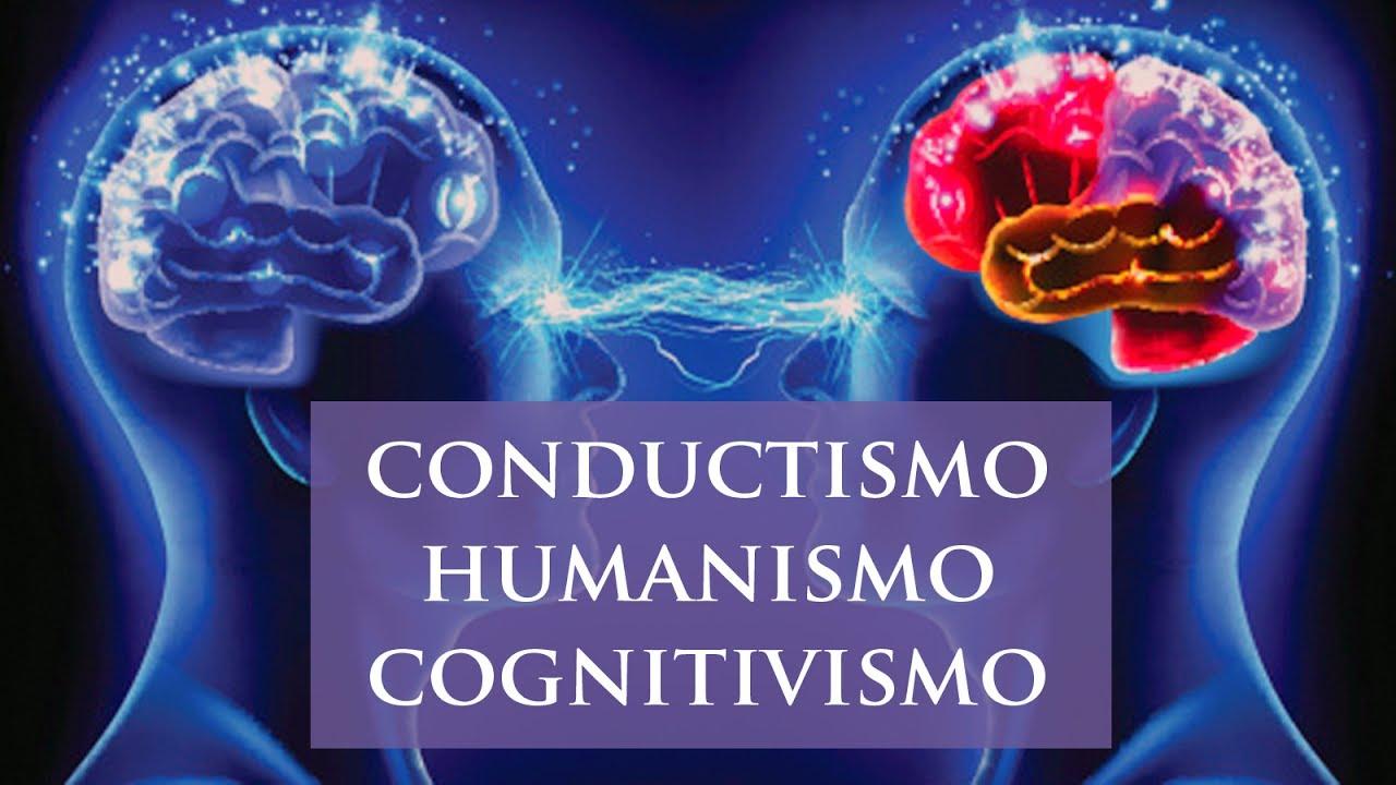 Conductismo Humanismo Y Cognitivismo Microhistoria De La Psicología 3 3 Psicodav Valdahla